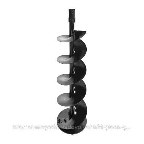 Шнек 100 мм (одинарный) для мотобура