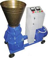 Гранулятор топливных пеллет 380 В, 11 кВт (300 кг/час)