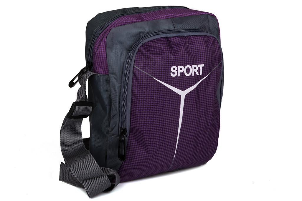 Сумка Sport 8856 Purple на плечо