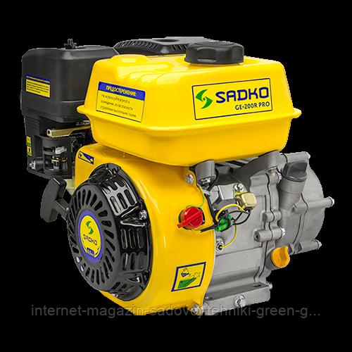 Двигатель бензиновый Sadko GE-200R PRO уценка