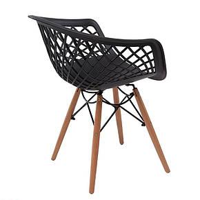 Кресло пластиковое в современном стиле Viko для баров, кафе, ресторанов,стильных квартир, фото 2