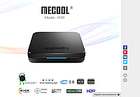 MECOOL KM9 Smart tv Box Android 8,1