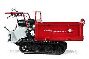 Мини-думпер Weima Deluxe WM7B-320A (тележка самосвал)