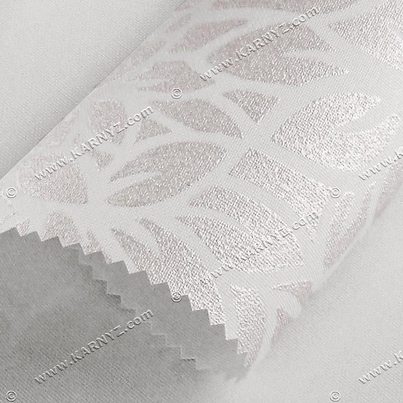 Рулонные шторы Принт Лотос кремовый