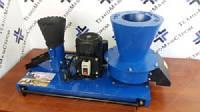 Сенорезка + гранулятор кормовых гранул ГКМ-100 (380 В, 1,5 кВт) 50, 40 кг/час