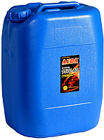 ЛЕОЛ TURBODIESEL 15W-40, Моторное масло bag in box 20 л