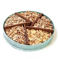 Щепа для копчения Ольха, Бук, Дуб - на выбор (пакет 1,5 дм3/0,5 кг)