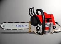 Бензопила Мотор Сич МС-270, фото 1