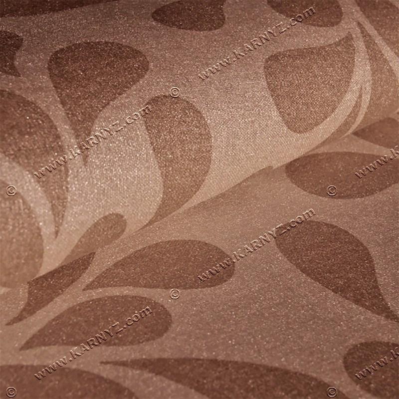 Рулонные шторы Капля коричневый