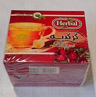 Чай каркадэ 12 пакетиков по 2г First Herbal Египет