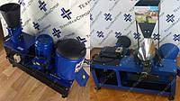 Корморезка + кукурузолущилка + экструдер + гранулятор ГКМ-150 (380 В, 4 кВт) 400/350/25/100 кг/час
