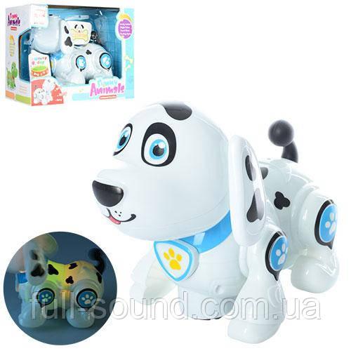 Интерактивная собака Лакки