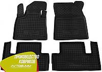 Авто коврики в салон Citroen C4 Picasso 2014- (Avto-Gumm) Автогум
