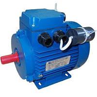 Электродвигатель с комплектацией АИРМУТ63В2 (АИР 63 В2) 220 В, 0,55 кВт, 3000 об/мин