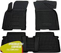 Авто коврики в салон Daewoo Gentra 2013- (Avto-Gumm) Автогум