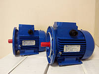 Электродвигатель двухскоростной АИР71А4/2 (АИР 71 А4/2) 380 В, 0,48/0,62 кВт, 1500/3000 об./мин.