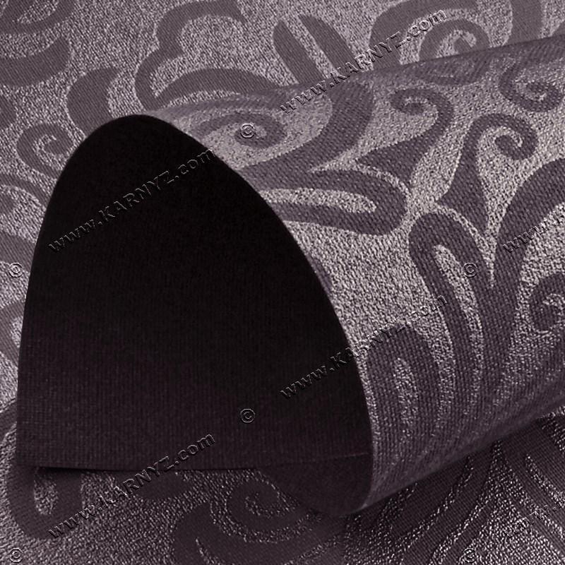 Рулонные шторы Эмир черный шоколад