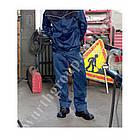 Комплект Сварщика куртка и брюки синий Wurth, фото 5