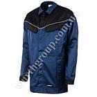 Комплект Сварщика куртка и брюки синий Wurth, фото 8