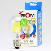 Филаментная лампа Led Biom FL-312 A60 8W E27 4200K