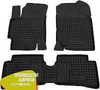 Авто коврики в салон Hyundai Accent 2006-2010 (Avto-Gumm) Автогум