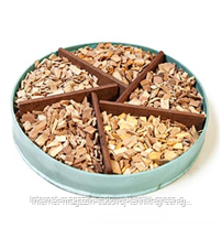 Щепа для копчения Можжевельник (пакет 1,5 дм3/0,5 кг)