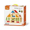 Игрушка Viga Toys Кукольный домик (20181002V-081)