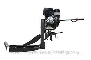 Мотор-болотоход лодочный MRS-18 HP (18 л. с., электростартер)