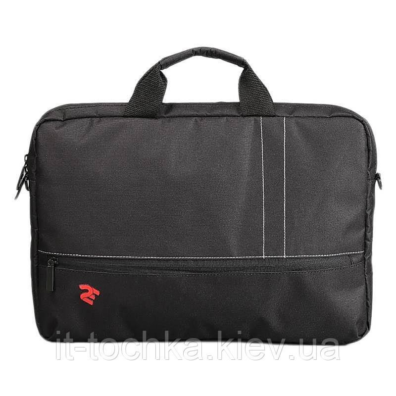 Сумка для ноутбука 2e-cbn516bk 16 чёрная