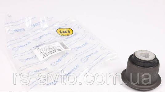 Сайлентблок рычага (переднего) Renault Kangoo, Рено Кенго 97- (усиленный) 16-14 610 0013/HD, фото 2