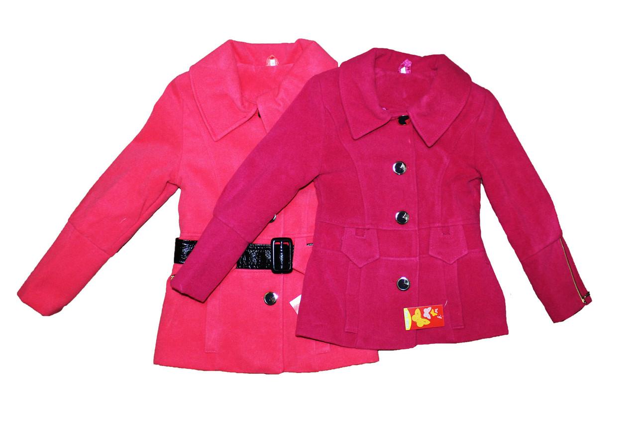 Курточка подростковая кашимировая для девочки. Рогатка
