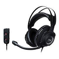 Игровая гарнитура kingston hx-hscr-gm hyperx cloud revolver gaming headset gun metal