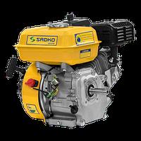 Двигатель бензиновый Sadko GE-210 (фильтр в масл. ванне) уценка