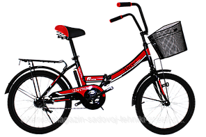 Велосипед Titan Десна 20″, стальная рама (Украина)