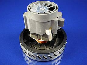 Мотор миючого пилососа середній двухступневый MP1000W щітки закриті (269-16), (063400014)