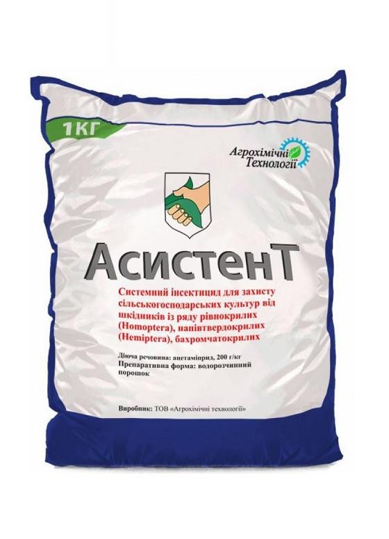 Інсектицид Асистент, в.г (аналог Моспілан) - 1 кг | АХТ