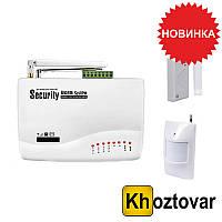 Комплект беспроводной GSM сигнализации 10А