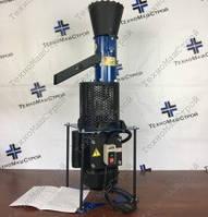 Гранулятор кормовых гранул МГК-100 (380 В, 1,5 кВт) матрица 100 мм, 40 кг/час