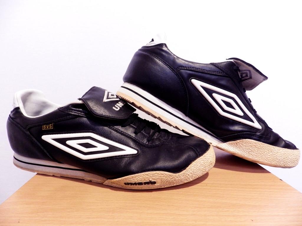 Мужские кожаные кроссовки Umbro 100% Оригинал р-р 44,5 (28,5 см)  (б/у,сток) original умбро