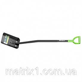 Лопата совкова, металевий держак, Росія. СИБРТЕХ