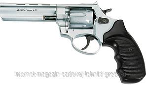 "Револьвер Ekol Viper 4.5""  хром (пластик) оригинал"