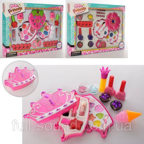 Детский набор косметики little princess B6216