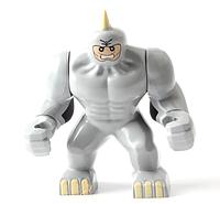 Большая фигурка Марвел Носорог Лего 7-9 см конструктор 6 аналог, фото 1