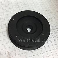 Шкив приводной косилки роторной (под шпонку, профиль А)