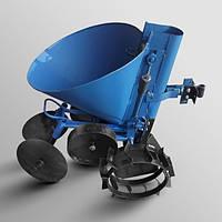 Картофелесажалка ШИП 20 л (ленточная) с транспортировочными колесами