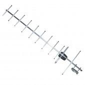 Внешняя антенна для эфирного цифрового телевидения DVB-T2   Количество элементов, шт 14