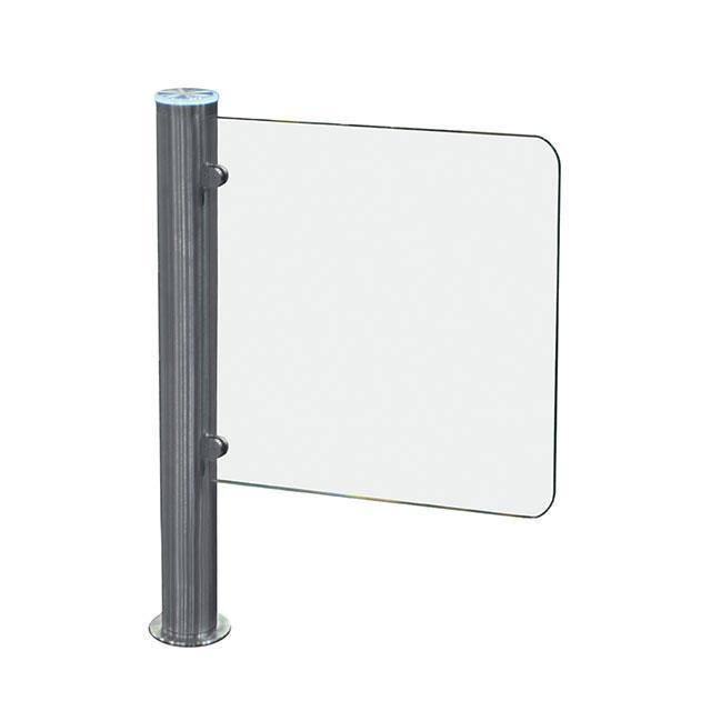 Турникет-калитка Gate-GS Slim, полированная нержавеющая сталь