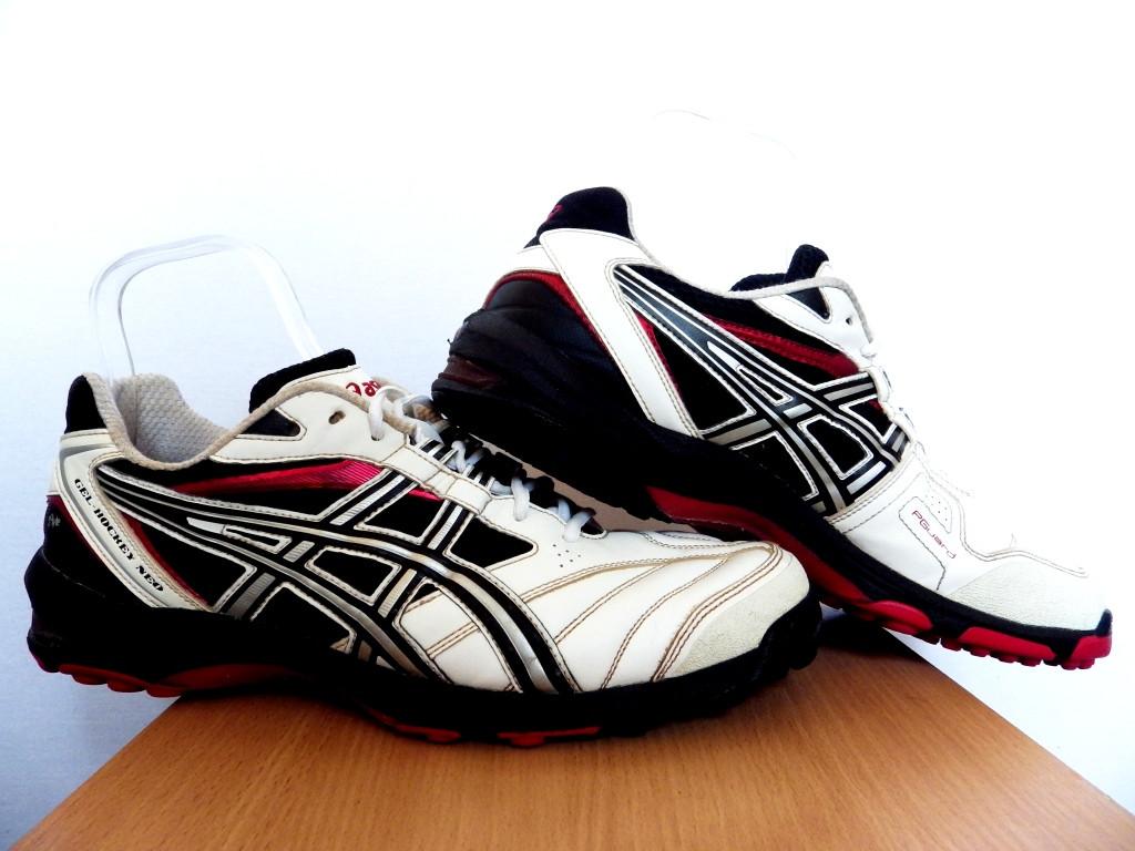 Мужские кроссовки Asics Gel-Hockey Neo 100% Оригинал р-р 46,5 (29,5 см)  (б/у,сток) original беговые асикс