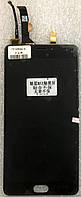 Модуль (сенсор + дисплей) Meizu M3 Max orig.чорний