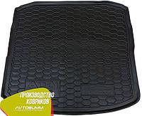 Авто коврик в багажник Audi A3 2012- Sedan (Avto-Gumm) Автогум